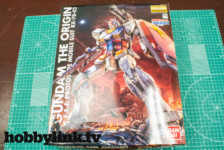 1/100 MG The Origin RX-78-02 Gundam Unboxing!