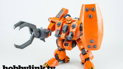 1-144 HG Mobile Worker MW-01 Type 01 Late Type (Mash Custom) by Bandai-1