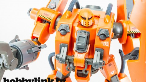 1-144 HG Mobile Worker MW-01 Type 01 Late Type (Mash Custom) by Bandai-2