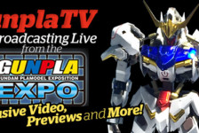 Gunpla TV Live at Gunpla Expo 2015