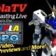 Gunpla TV Live at Gunpla Expo 2015