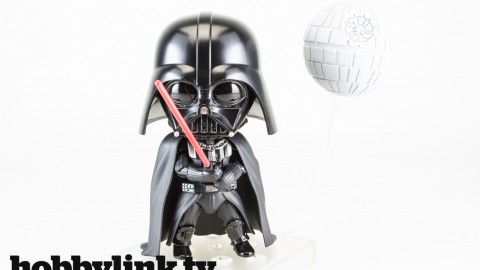 Nendoroid Darth Vader by Good Smile Company-1