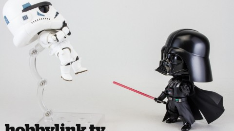Nendoroid Darth Vader by Good Smile Company-8