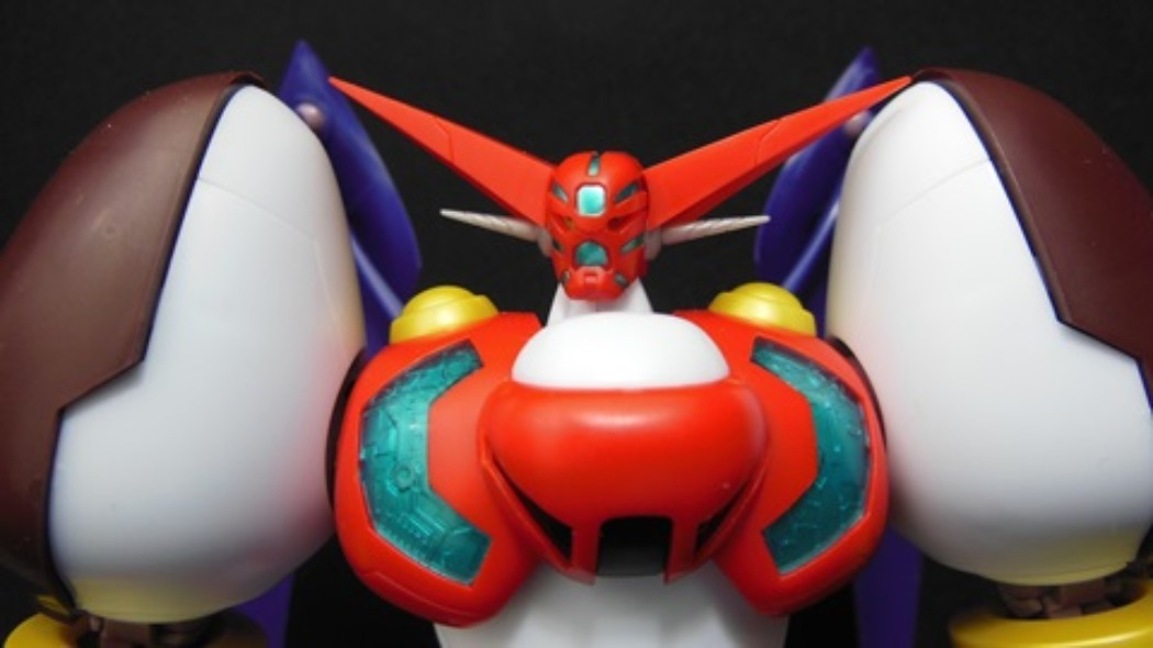 Shin Getter 1 by Kotobukiya (Part 2: Review)