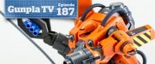 Gunpla TV – Episode 187 – Mash's Mobile Worker – Vader and a Trooper!