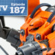 Gunpla TV – Episode 187 – Mash's Mobile Worker – Vader and a Trooper!