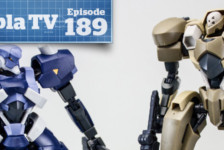 Gunpla TV – Episode 189 – A New Face and a Renewed Face – MG Origin RX-78-02 – HG IBO kits!