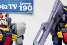 Gunpla TV – Episode 190 – HG Revive Mk-II Review – 1/100 Barbatos Build!