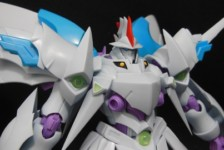 1/144 Cybaster SP (Spirit Possession Ver.) by Kotobukiya (Part 2: Review)