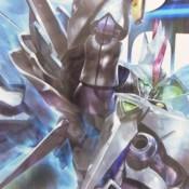 1/144 Cybaster SP (Spirit Possession Ver.) by Kotobukiya (Part 1: Unbox)