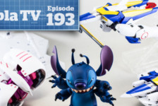 Gunpla TV – Episode 193 – MG V2, 1/100 Graze, RG Wing EW Reviews – Kaiyodo's Stitch!