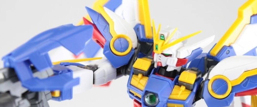 Gunpla TV Special – RG Wing Gundam EW Complete Build!