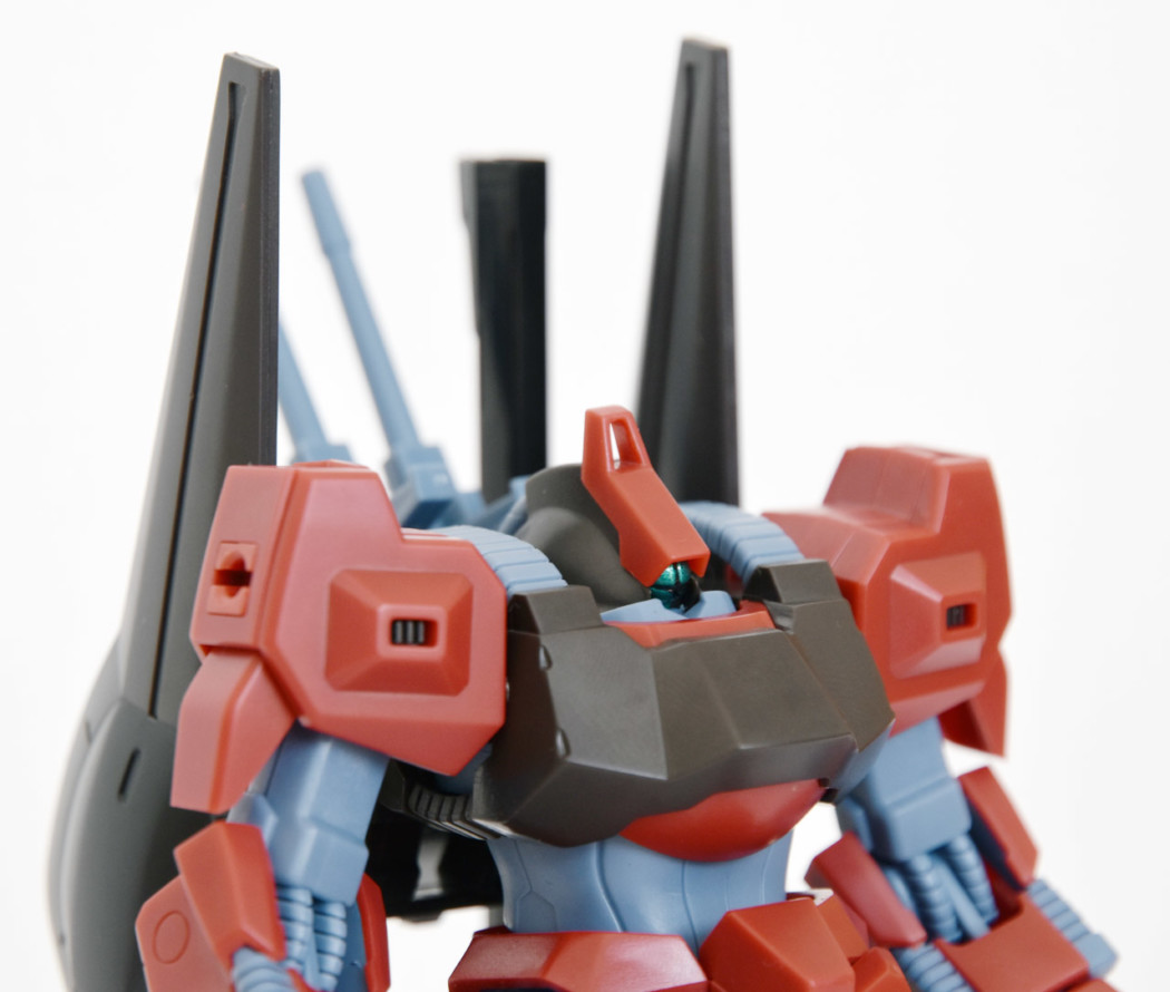 Robot Damashii Rick Dias Red Color by Bandai (Part 2: Review)
