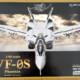 1/60 Macross Zero VF-0S Phoenix Transformable by Arcadia (Part 1: Unbox)