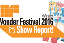Wonder Festival 2016 Winter: Kotobukiya