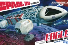 1/48 Space:1999 Eagle Transporter by MPC/Round 2 – Part One – Unboxing