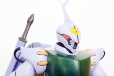 Gigantic Series Dunbine by X Plus (Part 2: Review)