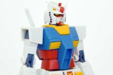 Robot Damashii RX-78-2 Gundam ver. A.N.I.M.E. by Bandai (Part 2: Review)