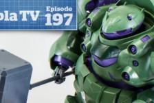 Gunpla TV – Episode 197 – 1/100 Gusion/Rebake – MGS Sahelanthropus!