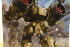 1/72 SDR-04-Mk.XII Destroid Phalanx by Wave – Part One – Unboxing