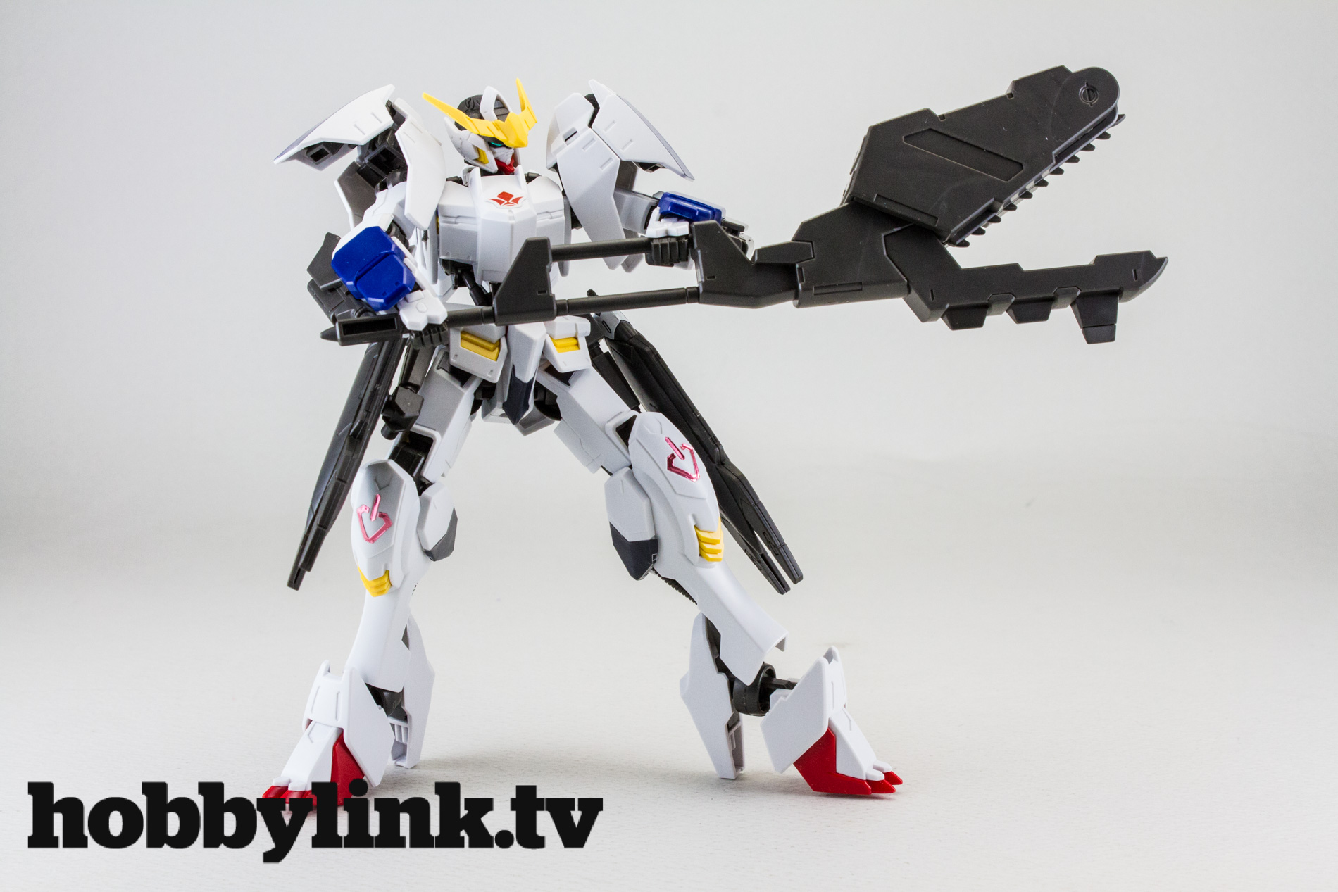 Gunpla TV – Episode 198 – HG Barbatos all 6 Forms! HG Dom Test ...