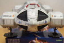 1/48 Space:1999 Eagle Transporter by MPC/Round 2 – Part Two – Review