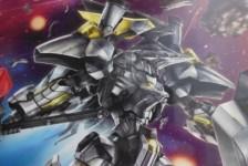 1/100 Frame Arms NSG-Z0/K Durga II by Kotobukiya (Part 1: Unbox)