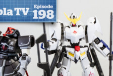 Gunpla TV – Episode 198 – HG Barbatos all 6 Forms! HG Dom Test Type Review