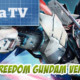 Gunpla TV Special – MG Freedom 2.0 Unboxing!