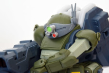 Gagan Gun Armored Trooper Votoms Scopedog Model by Takara Tomy (Part 2: Review)
