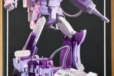 Transformers Masterpiece MP-29 Laserwave (Shockwave) by Takara Tomy (Part 1: Unbox)