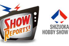 The Latest Scale Model News from Shizuoka Hobby Show 2016