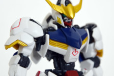 Robot Damashii Gundam Barbatos by Bandai (Part 2: Review)