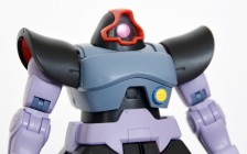 Robot Damashii MS-09 Dom ver. A.N.I.M.E. by Bandai (Part 2: Review)