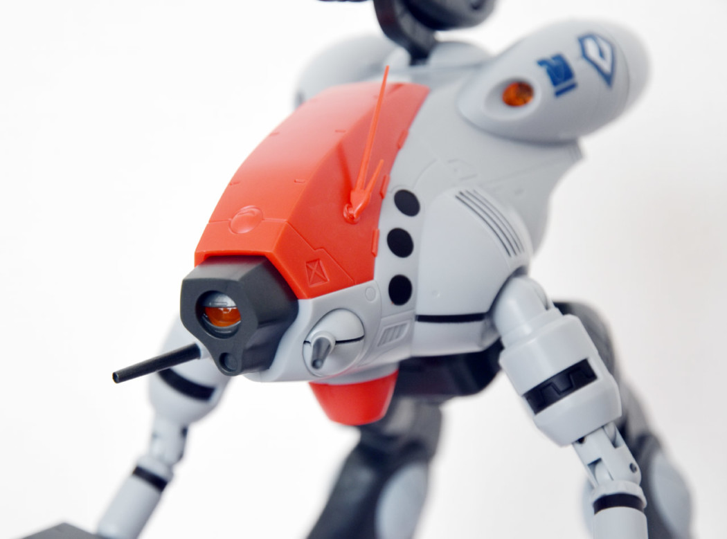 HI-METAL R Glaug by Bandai (Part 2: Review)