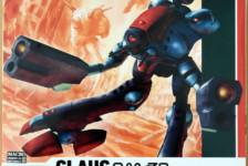 HI-METAL R Glaug by Bandai (Part 1: Unbox)