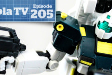 Gunpla TV – Episode 205 – Shizuoka Talk! – HG Astaroth – GM Thunderbolt Ver!