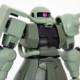 Robot Damashii MS-06 Zaku II ver. A.N.I.M.E. by Bandai (Part 2: Review)