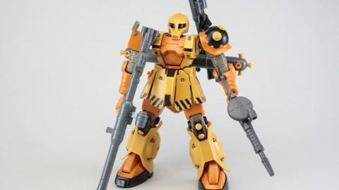 1-144 HG Zaku I (GUNDAM THUNDERBOLT Ver) Anime Image Color-1