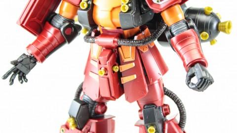 1-144 HG Zaku I (GUNDAM THUNDERBOLT Ver) Anime Image Color by bandai-11