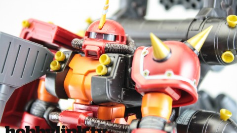 1-144 HG Zaku I (GUNDAM THUNDERBOLT Ver) Anime Image Color by bandai-3