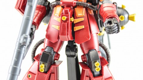 1-144 HG Zaku I (GUNDAM THUNDERBOLT Ver) Anime Image Color by bandai-4