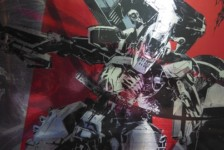 1/100 Metal Gear Solid V: The Phantom Pain – Sahelanthropus by Kotobukiya (Part 1: Unbox)