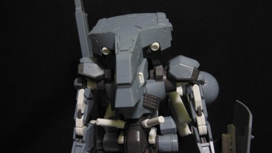 1/100 Metal Gear Solid V: The Phantom Pain – Sahelanthropus by Kotobukiya (Part 2: Review)