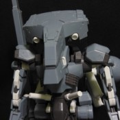 1/100 Metal Gear Solid V: The Phantom Pain – Sahelanthropus by Kotobukiya (Part 2: Review)