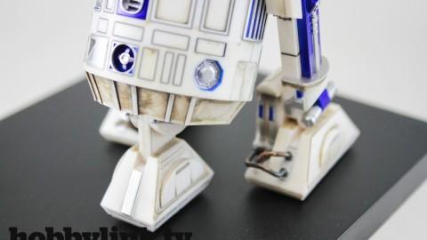 Star Wars Artfx+ R2-D2 & C-3PO with BB-8 by kotobukiya-5