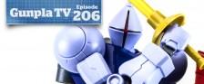 Gunpla TV – Episode 206 – HG ExtravanGYANza – RG Qan[T] – MPZ01 Liger!