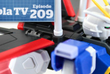 Gunpla TV – Episode 209 – Artfx Star Wars – Figure-rise Busts Builds – FA Unicorn and Force Impulse!