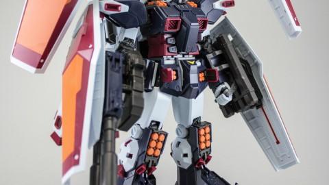 -1-100 MG Full Armor Gundam Ver.Ka (GUNDAM THUNDERBOLT Ver.)-by Bandai -17