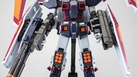 -1-100 MG Full Armor Gundam Ver.Ka (GUNDAM THUNDERBOLT Ver.)-by Bandai -18